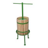 Teasc pentru struguri din lemn Micul Fermier 32 l, 180 kg/ora