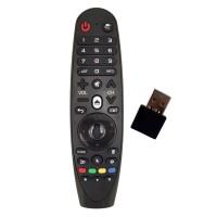 Telecomanda pentru LG Smart TV Magic RM-G3900, USB, Negru