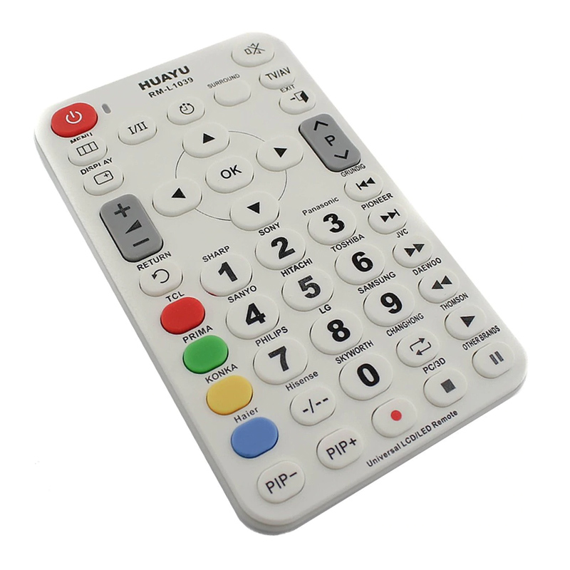 Telecomanda universala Huayu RM-L1039, 10 m, 2 x AAA 2021 shopu.ro