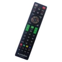 Telecomanda universala Panasonic Superior Electronics, 2 x AAA, Negru