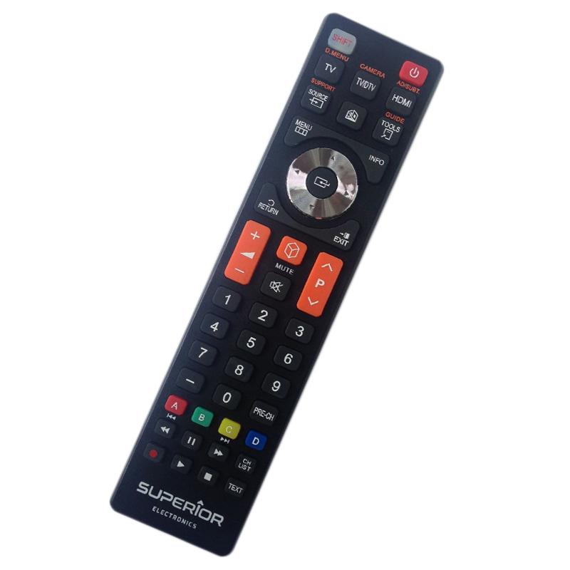 Telecomanda universala Samsung Superior Electronics, 2 x AAA, Negru 2021 shopu.ro
