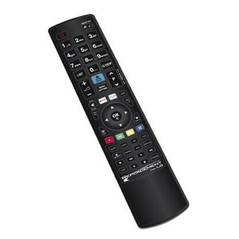 Telecomanda universala TV/LCD LG Jolly Line, buton Netflix 2021 shopu.ro
