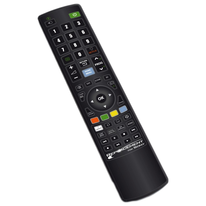 Telecomanda universala TV LCD Sony Jolly, negru 2021 shopu.ro