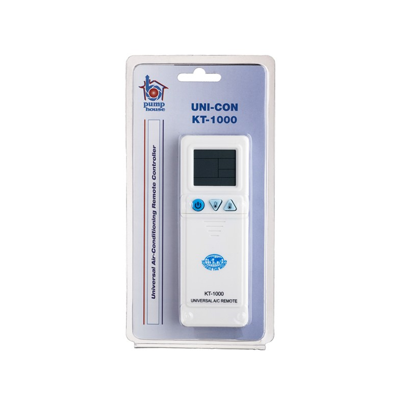 Telecomanda universala aer conditionat KT-1000, display LCD
