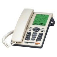 Telefon fix MCT-2008CID, display LCD, calendar, ceas