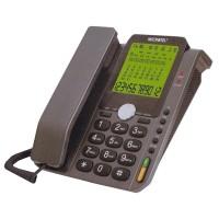 Telefon fix analogic Microtel, LCD, calendar