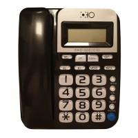 Telefon fix cu fir Oho 5001CID, display LCD, calendar, ceas, alarma