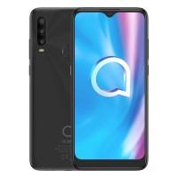 Telefon mobil Alcatel 1SE 2020, 4G, ecran 6.22 inch, 4 GB RAM, 64 GB, 4000 mAh, Dual SIM, Android, Power Gray