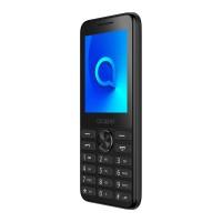 Telefon mobil Alcatel, ecran TFT 2.4 inch, 2G, Bluetooth 2.1, 4 MB RAM, 1.3 MP, 970 mAh, meniu romana, Dark Grey
