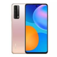 Telefon mobil Huawei P Smart 2021, ecran 6.67 inch, 4 GB RAM, 128 GB, 48/8 MP, 5000 mAh, Blush Gold