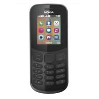 Telefon mobil Nokia 130, ecran 1.8 Inch, 8 MB, 4 MB RAM, Dual SIM, radio FM, 2 G, 1020 mAh, Black