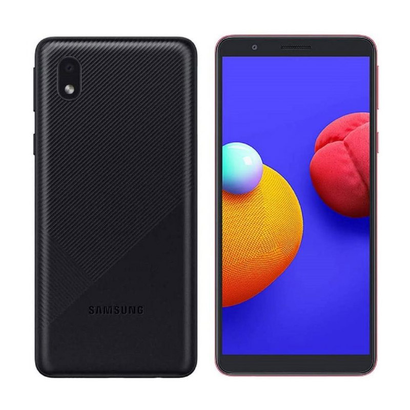Telefon mobil Samsung Galaxy A01 Core, 4G, Dual Sim, 16 GB, 1 GB RAM, 3000 mAh, Black