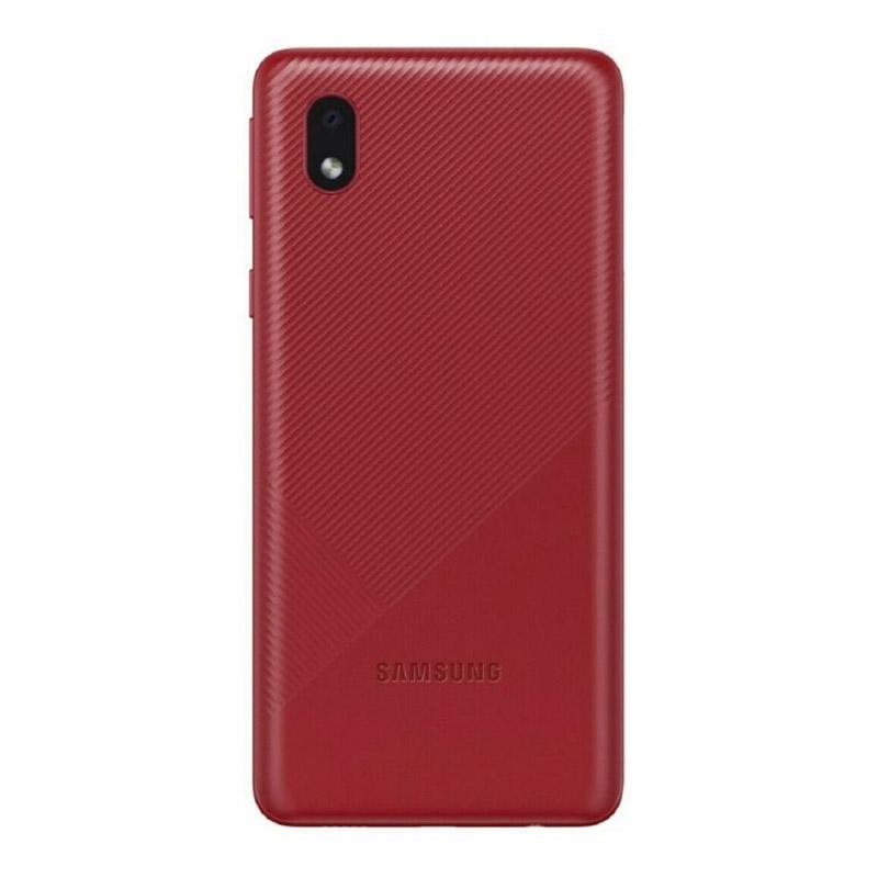 Telefon mobil Samsung Galaxy A01 Core, 4G, Dual Sim, 16 GB, 1 GB RAM, 3000 mAh, Red