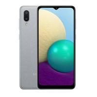 Telefon mobil Samsung Galaxy A02, ecran 6.5 inch, 4G, Dual Sim, 32 GB, 3 GB RAM, 5000 mAh, Gray