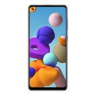 Telefon mobil Samsung Galaxy A21S, ecran 6.5 inch, 4G, Dual Sim, 32 GB, 3 GB RAM, 5000 mAh, Black