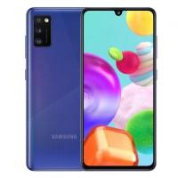 Telefon mobil Samsung Galaxy A41, ecran 6.1 inch, Dual SIM, 64 GB, 4 GB RAM, 4G, 3500 mAh, Blue