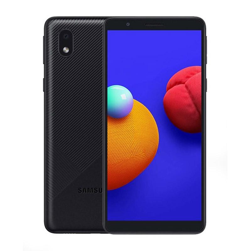 Telefon mobil Samsung Galaxy M01 Core, ecran 5.3 inch, 4G, Dual Sim, 32 GB, 2 GB RAM, 3000 mAh, Black