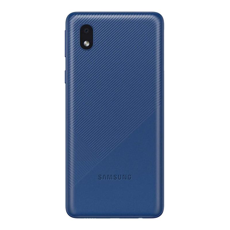 Telefon mobil Samsung Galaxy M01 Core, ecran 5.3 inch, 4G, Dual Sim, 16 GB, 1 GB RAM, 3000 mAh, Blue