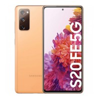 Telefon mobil Samsung Galaxy S20 FE LTE, 5G, ecran 6.5 inch, 6 GB, 128 GB, 32 MP, 4500 mAh, Orange