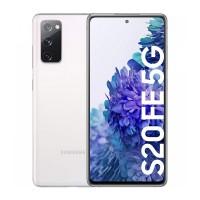Telefon mobil Samsung Galaxy S20 FE LTE, 5G, ecran 6.5 inch, 6 GB, 128 GB, 32 MP, 4500 mAh, White