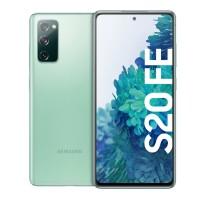 Telefon mobil Samsung Galaxy S20 FE LTE, ecran 6.5 inch, 6 GB RAM, 128 GB, 4500 mAh, Mint