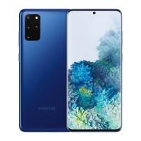 Telefon mobil Samsung Galaxy S20+ LTE, ecran 6.7 inch, 8 GB RAM, 128 GB, 4500 mAh, 4G, Aura Blue
