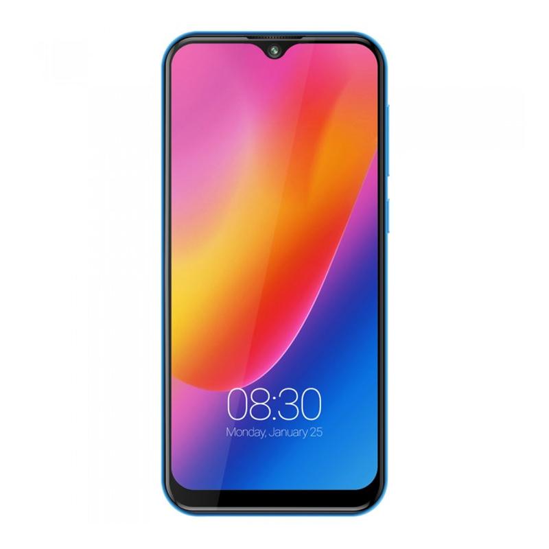 Telefon mobil Smart iHunt Like Hi10, ecran IPS 5.5 inch, 16 GB, 8 MP, 1 GB RAM, Dual Sim, Light Blue 2021 shopu.ro