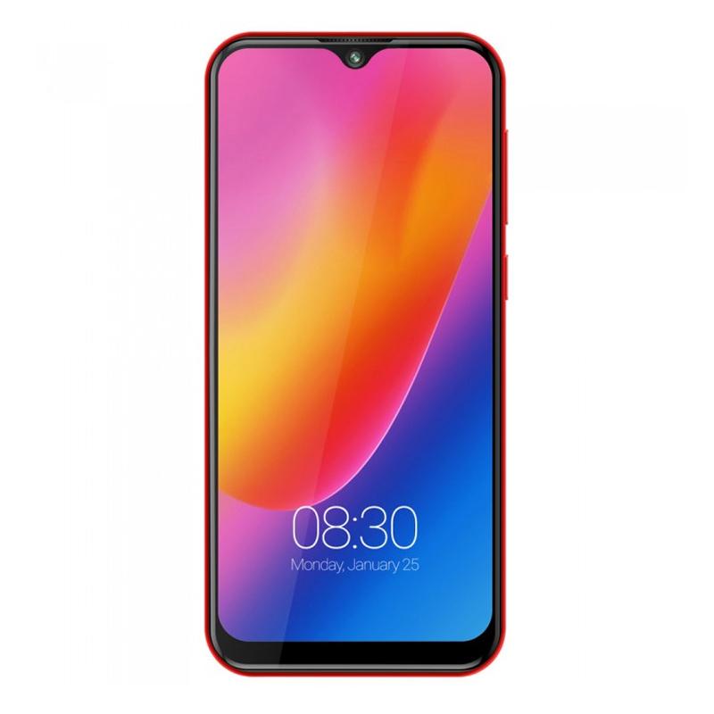 Telefon mobil Smart iHunt Like Hi10, ecran IPS 5.5 inch, 16 GB, 8 MP, 1 GB RAM, Dual Sim, Rosu 2021 shopu.ro