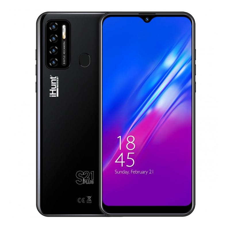Telefon mobil Smart iHunt S21 Plus ApeX, Android 10, ecran IPS 6.3 inch, 16 GB, 2 GB RAM, 13 MP, 4000 mAh, Dual Sim, Black 2021 shopu.ro