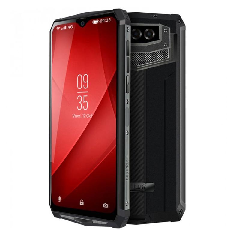 Telefon mobil Smart iHunt Titan P13000 Pro, Android 9, 4G LTE, ecran IPS 6.3 inch, 64 GB, 4 GB RAM, 16 MP, 13000 mAh, Dual Sim, Black 2021 shopu.ro