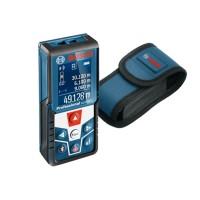 Telemetru laser Bosch, 0.05-50 m, precizie 1.5 mm/m, bluetooth 4.0, functie de conectivitate
