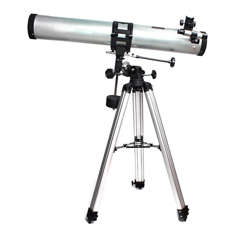 Telescop astronomic reflector F90076, 4 reglaje 2021 shopu.ro
