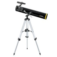 Telescop reflector National Geographic 76/700, putere marire 152x