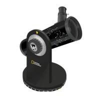 Telescop reflector National Geographic, putere de marire 18-117x