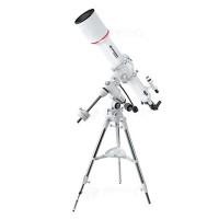 Telescop refractor Bresser 4702107, marire 200x, obiectiv 102 mm
