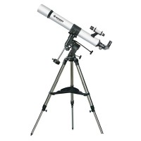 Telescop refractor Bresser, 160x-900 mm, design optic acromat