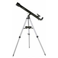 Telescop refractor Bresser Stellar 60/800, trepied inclus
