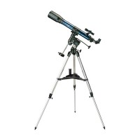 Telescop refractor Bresser, marire 262x, 700 mm, design optic acromatic
