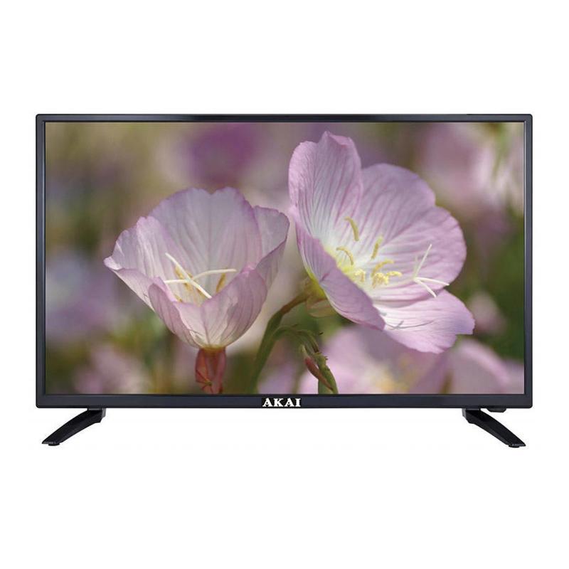 Televizor LED Akai, 70 W, diagonala 98 cm, 1366 x 769 px, HD Ready, tuner digital, telecomanda, Negru 2021 shopu.ro