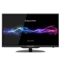 Televizor LED Kruger Matz, HD, 24 inch, DVB-T2/C