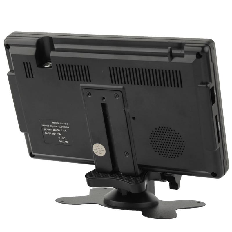 Televizor si monitor LCD DA701C, 7.8 inch