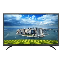 Televizor Full HD LED Ecg, 40 inch/101 cm, 2 x 8 W, 1920 x 1080 px, CI+, USB