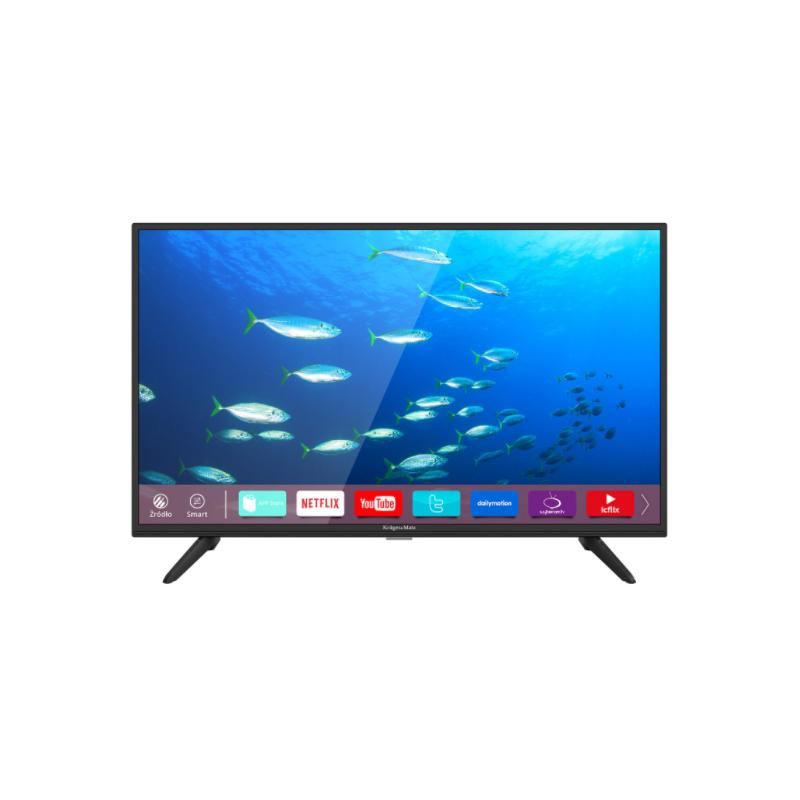 Televizor Smart HD Kruger Matz, diagonala 81 cm, rezolutie 1366 x 768 px, D-LED 2021 shopu.ro