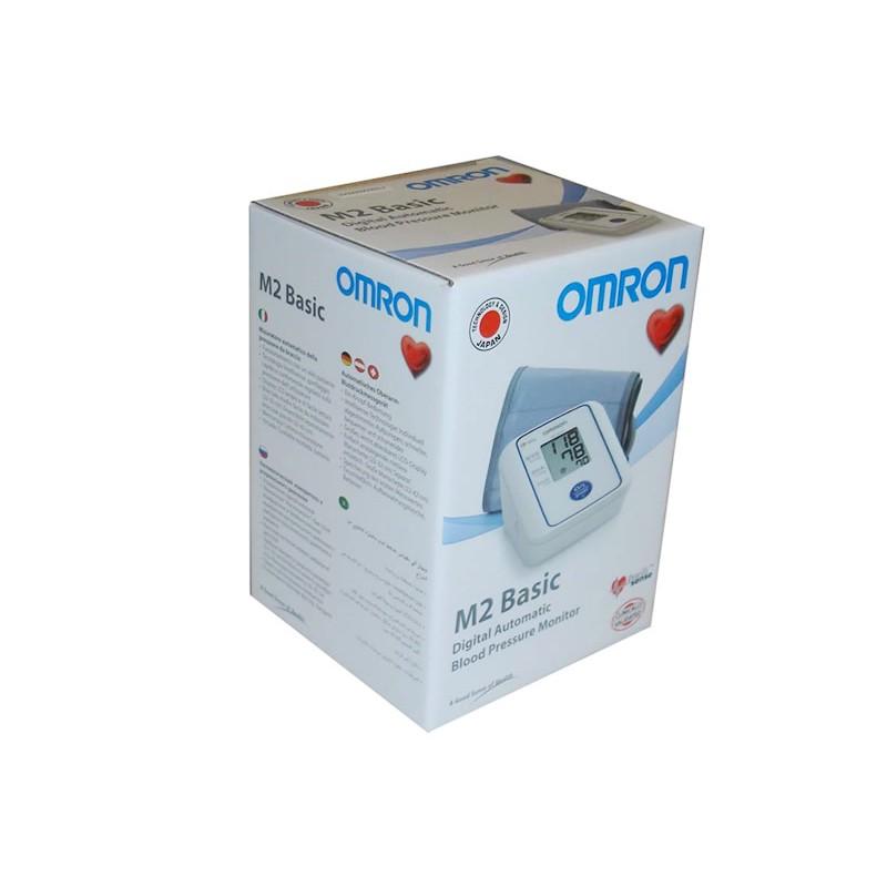 Tensiometru de brat automat Omron M2, 21 memorii