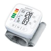 Tensiometru digital de incheietura Sanitas SBC22, display LCD, Alb