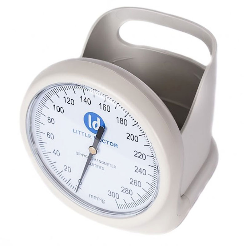 Tensiometru mecanic Little Doctor LD 100, validat clinic BHS 2021 shopu.ro