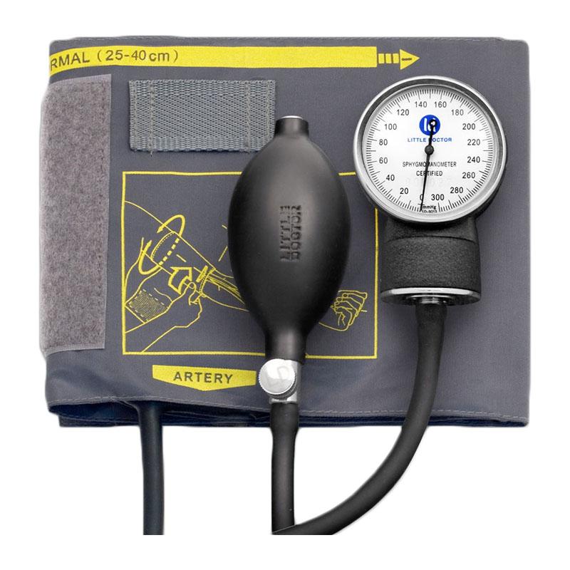Tensiometru mecanic de brat Little Doctor LD 70 NR, fara stetoscop 2021 shopu.ro