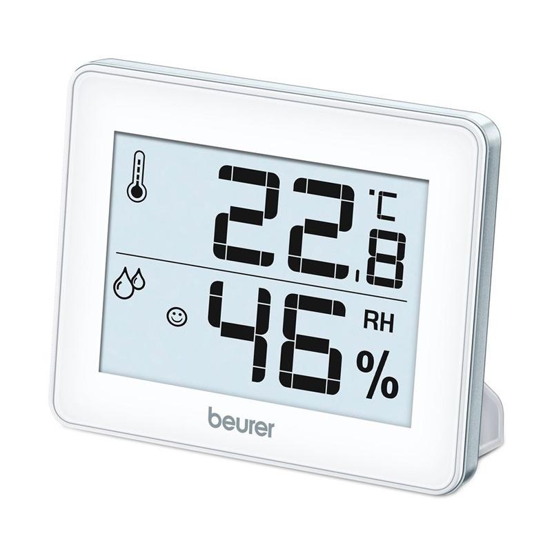 Termo-higrometru Beurer HM16, LCD + Certificat de Etalonare 2021 shopu.ro