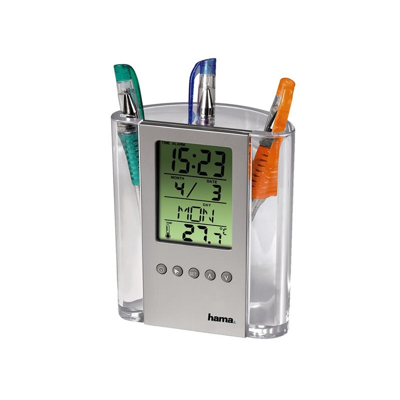 Termometru LCD cu suport de pix 2021 shopu.ro
