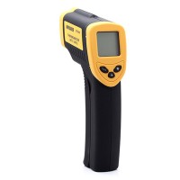 Termometru cu infrarosu DT8380, display LCD